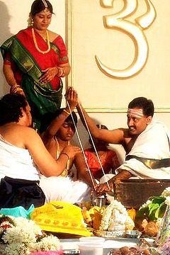Hindu Online :  Culture - Sanskaar - Upanayana
