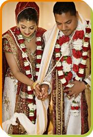 the ritual of marriage in the hindu and catholic religions Hindu & catholic weddings: a  one where a priest does not directly administer the ritual  as offering to the hindu gods the marriage ceremony is led by the.