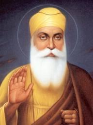 How many shabads did guru nanak dev ji write a letter